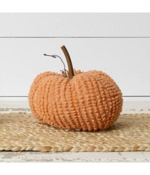 Orange Fabric Pumpkin