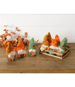 Crate Of 9 Fall Gnomes