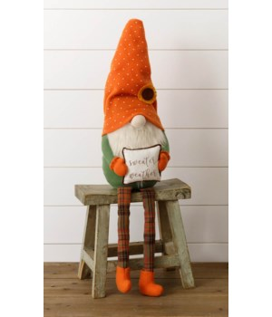Sweater Weather Gnome Shelf Sitter