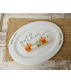 Pick Of The Patch - Serving Plate, Gather