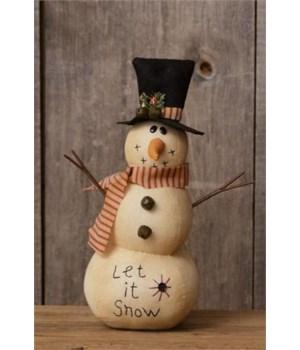 Snowman - Let It Snow, Short