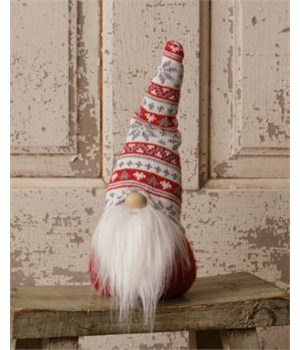 Gnome - No Arms, Red