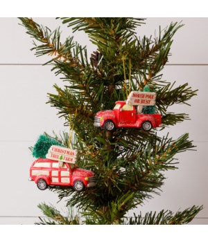 Ornaments - Cars
