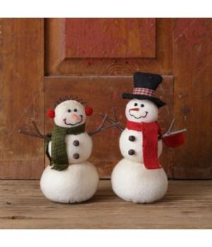 Snowmen - Friends