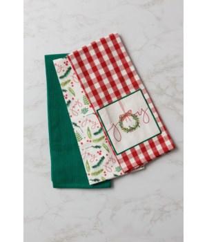 Christmas Joy - Tea Towels