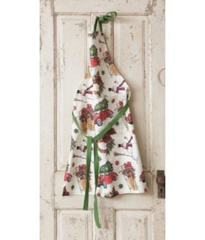 Home For The Holidays - Apron