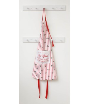 Mrs. Claus Bakery Apron