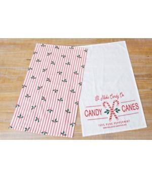 Tea Towels - St. Nick's Candy Co.