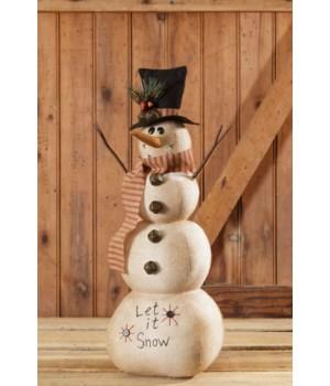 Snowman - Let It Snow