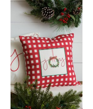 Christmas Joy - Two-Sided Pillow