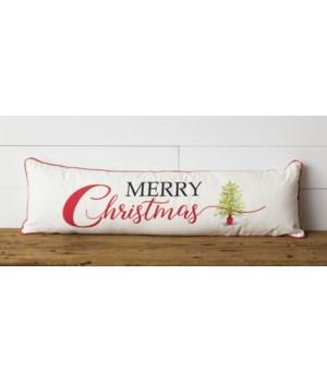 Lumbar Pillow - Merry Christmas