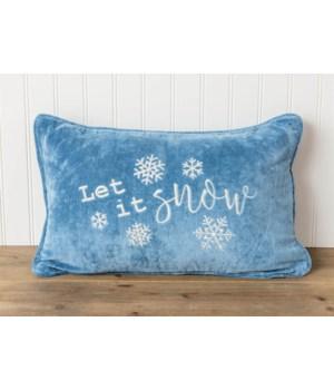 Pillow - Let It Snow