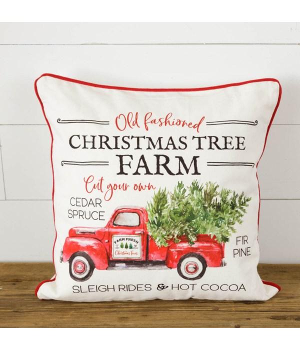 Pillow - Christmas Tree Farm