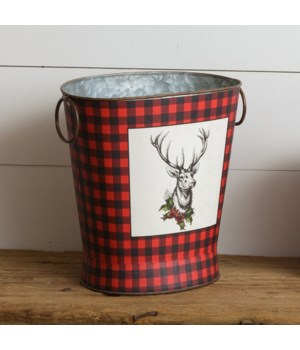 Perfectly Plaid - Bucket