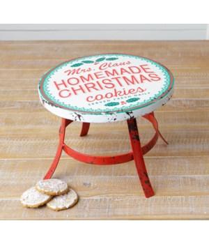 Mrs. Claus Homemade Cookies Riser