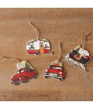 Ornaments - Christmas Tree Farm