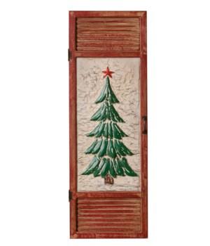 Door - Christmas Tree