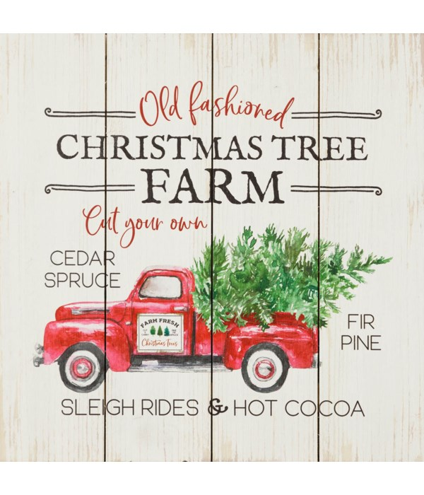 Sign - Christmas Tree Farm