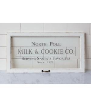 Window - Milk & Cookie Co.