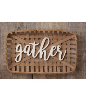 Tobacco Basket - Gather
