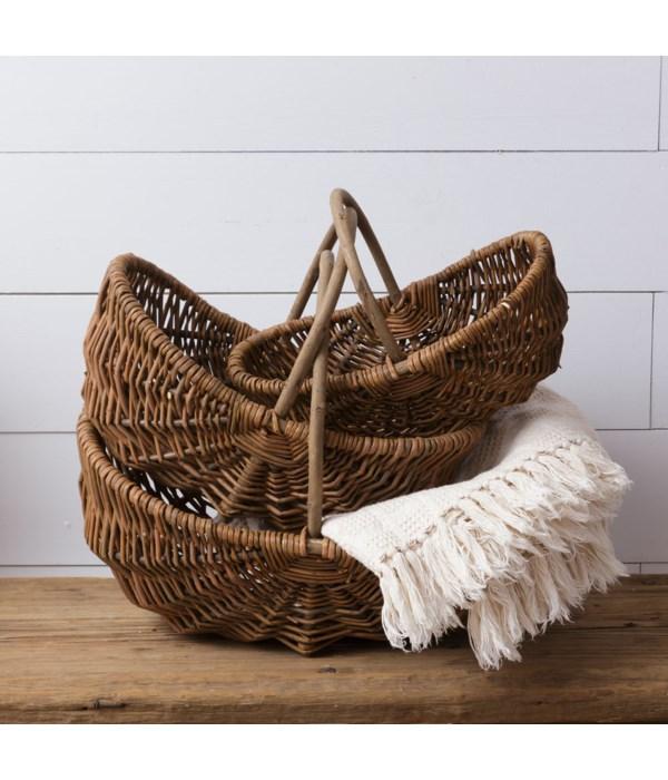 Basket Set - Single Handle