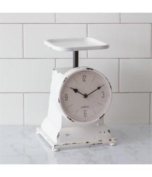 Clock - Scale