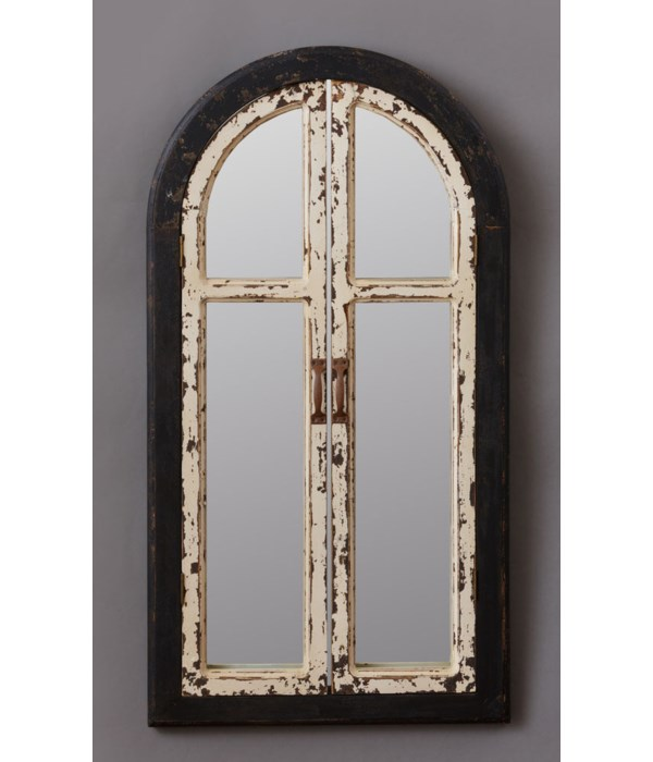 Mirror - Vintage Doors