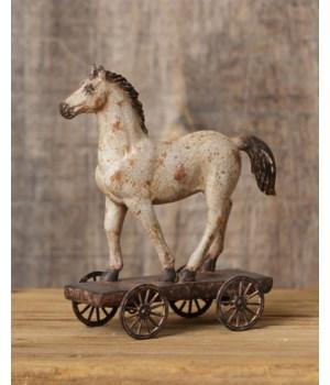 Horse - Wheels