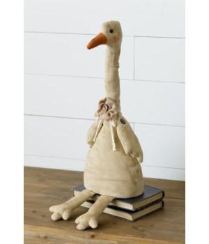 Goose Shelf Sitter