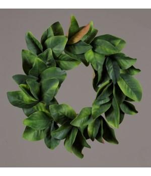 Wreath - Magnolia Leaves