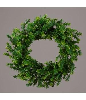 Wreath - Twig, Boxwood