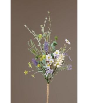 Branch - Lavender & White Wildflower Mixture