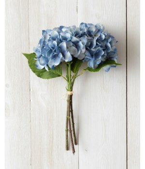Bunch - Hydrangea, Blue