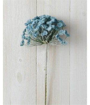 Branch - Allium, Blue