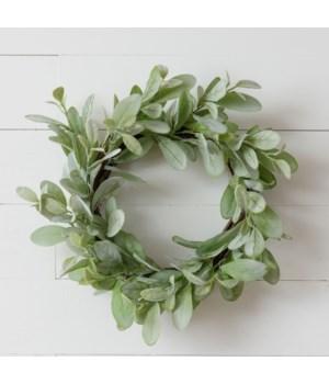 Wreath - Twig, Lambs Ear