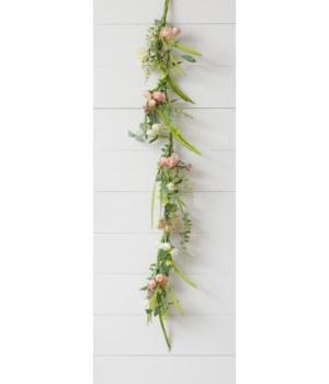 Garland - Miniature Roses, Foliage