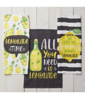 Tea Towels - Lemonade