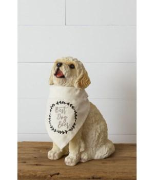 Best Dog Ever Bandanna, Small