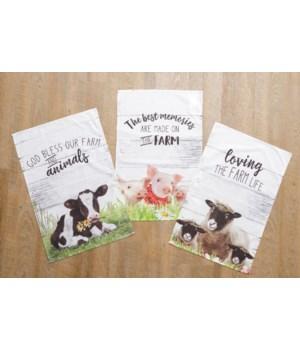 Tea Towels - The Farm