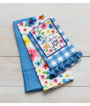 Tea Towels - Choose Joy