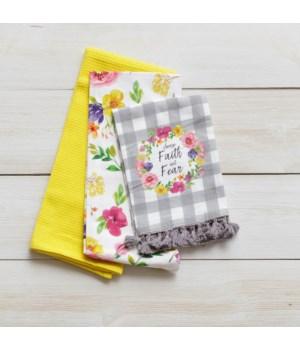 Tea Towels - Choose Faith