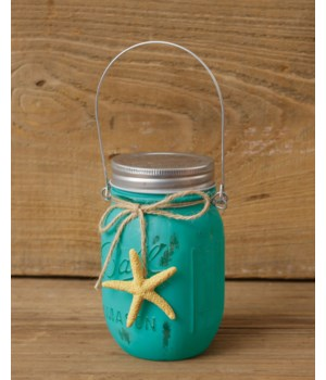 Mason Jar - Star Fish, Light String