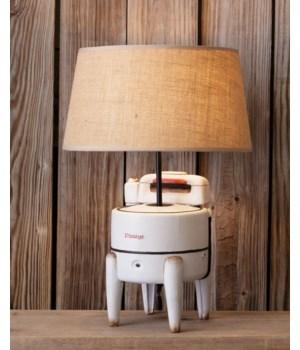 Lamp - Washing Machine Vintage