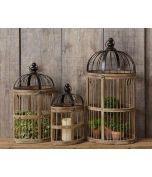 Nesting Birdcages