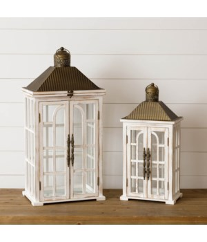 Double Door Lanterns