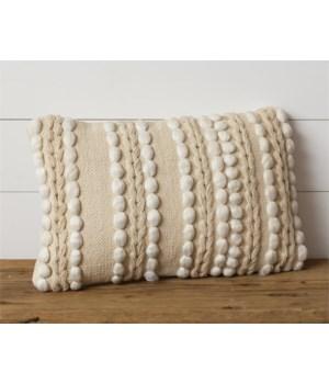 Pillow - Bubble, Cream
