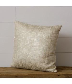 Pillow - Golden Foil