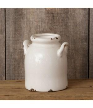 Pottery - Crackle Crock