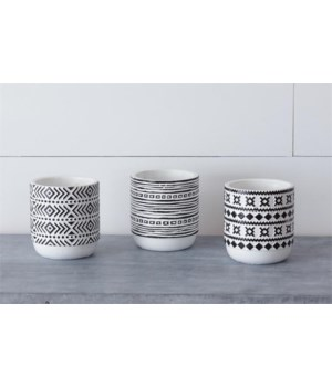 Pottery - Assorted Patterns