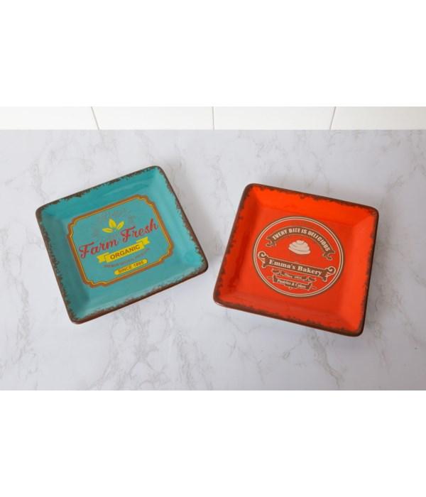 Plates - Emma's Bakery, Farm Fresh Organic